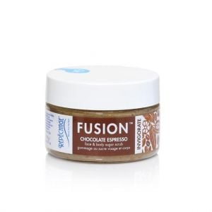 Fusion Chocolate Espresso Face and Body Scrub beauty haven malta