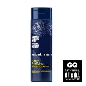 label.men Scalp Purifying Shampoo beauty haven mosta malta
