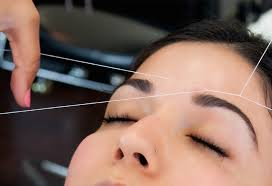eyebrow threading shaping tinting beauty haven